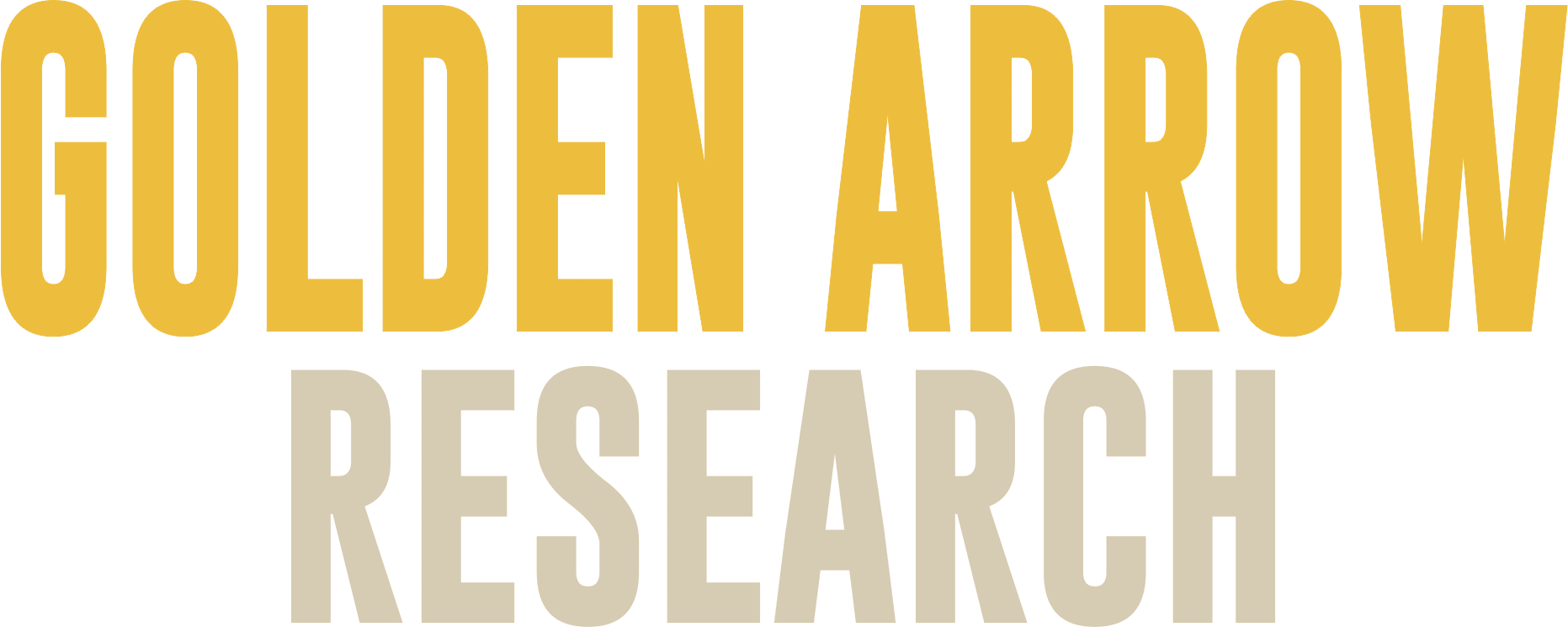 Golden Arrow Research