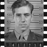 ww2 ancestor photograph from genealogy research of military records at the National Archives